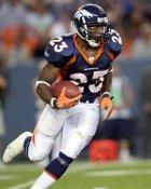Andre Hall Denver Broncos 8X10 Photo