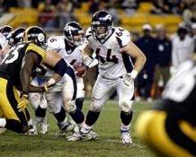 Erik Pears Denver Broncos 8X10 Photo