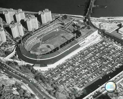 E3 Polo Grounds New York Giants 8X10 Photo