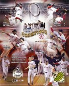 Boston 2004 Red Sox Limited Edition World Series 8X10 Photo RARE