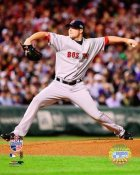 Jon Lester 2007 WS Game 4 LIMITED STOCK Red Sox 8x10 Photo