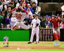 Jonathan Papelbon 2007 WS Game 4 LIMITED STOCK Red Sox 8x10 Photo
