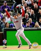 Bobby Kielty 2007 WS Game 4 LIMITED STOCK Red Sox 8x10 Photo