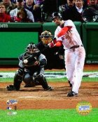 Mike Lowell LIMITED STOCK 2007 WS Game 2 Red Sox 8x10 Photo