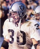 Mark Van Eeghen Oakland Raiders 8X10