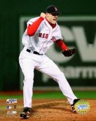 Jonathan Papelbon LIMITED STOCK 2007 WS Game 2 Red Sox 8x10 Photo