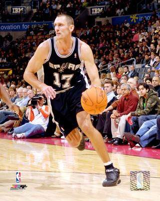 Brent Barry San Antonio Spurs 8X10 Photo LIMITED STOCK