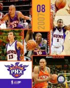 Suns 2007 Team 8X10 Photo LIMITED STOCK