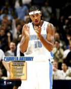 Carmelo Anthony LIMITED STOCK The Arrival Nuggets 8X10 Photo
