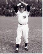 Alie Reynolds New York Yankees 8X10 Photo