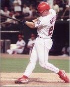 Rusty Greer Texas Rangers 8X10 Photo