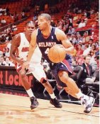 Acie Law Atlanta Hawks 8X10 Photo LIMITED STOCK