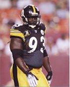 Nick Eason Pittsburgh Steelers 8x10 Photo