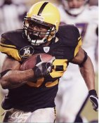 Willie Parker Throwback Jersey Pittsburgh Steelers 8x10 Photo