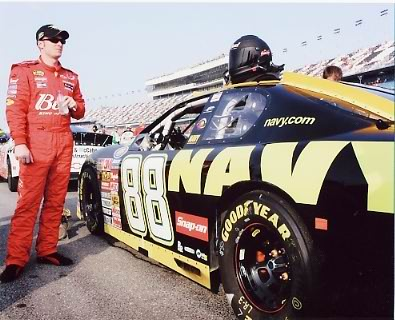 Dale Earnhardt Jr. Nascar 8X10 Photo