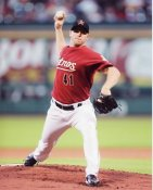 Brandon Backe Houston Astros 8X10 Photo