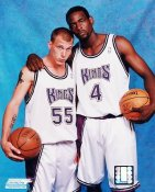Jason Williams & Chris Webber Sacramento Kings 8X10 Photo LIMITED STOCK