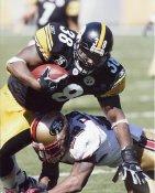 Carey Davis Pittsburgh Steelers 8x10 Photo