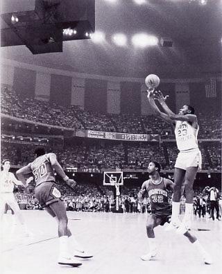 Michael Jordan UNC Last Shot 8X10 Photo