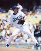 Jason Schmidt Los Angeles Dodgers 8X10 Photo