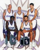 Kings 2002 Sacramento Team 8X10 Photo