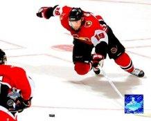 Jason Spezza 2007 Stanley Cup Game 3 Senators 8x10 Photo