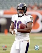 Troy Smith Baltimore Ravens 8X10 Photo