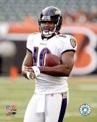Troy Smith Baltimore Ravens 8X10 Photo