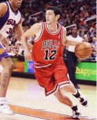 Kirk Hinrich Chicago Bulls 8X10 Photo LIMITED STOCK