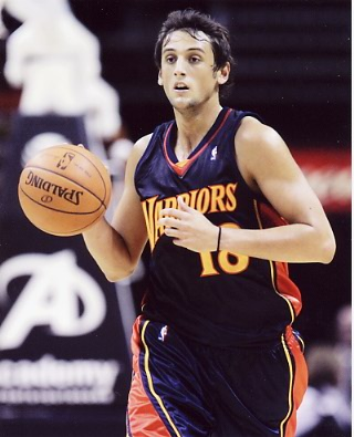 Marco Belinelli Golden State Warriors 8X10 Photo LIMITED STOCK