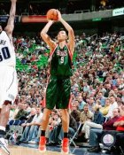 Yi Jianlian Milwaukee Bucks 8x10 Photo LIMITED STOCK