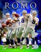 Tony Romo Dallas Cowboys SATIN 8X10 Photo