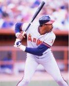 Dave Winfield Anaheim Angels 8X10 Photo