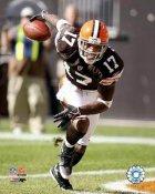 Braylon Edwards Cleveland Browns 8X10 Photo