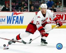 Mike Commodore Carolina Hurricanes 8x10 Photo