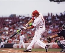 Joey Votto Cincinatti Reds 8X10 Photo