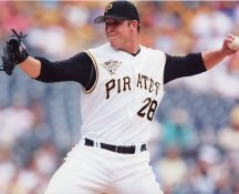 Paul Maholm Pittsburgh Pirates 8X10 Photo