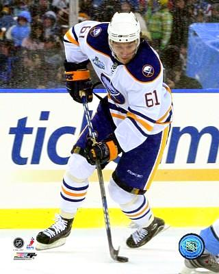 Maxim Afinogenov Winter Classic Buffalo Sabres 8x10 Photo - LIMITED STOCK -