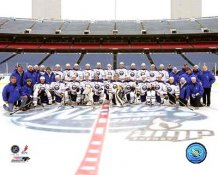 Buffalo 2008 Winter Classic Sabres Team LIMITED STOCK 8x10 Photo