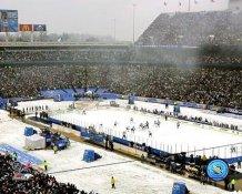 N2 Ralph Wilson Stadium Penguins vs. Sabres 2008 Winter Classic 8X10 Photo