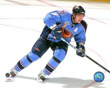 Marian Hossa LIMITED STOCK Atlanta Thrashers 8x10 Photo