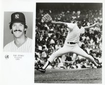 Ron Guidry Team Issue Photo 8x10 Yankees