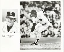 Rich Gossage Team Issue Photo 8x10 Yankees