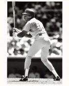 Julio Franco Wire Photo 8x10 Rangers