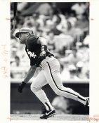 Tim Raines Wire Photo 8x10 White Sox