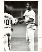 Fred McGriff Wire Photo 8x10 Padres