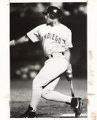 Gary Sheffield Wire Photo 8x10 Padres