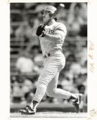 Pete Incaviglia Wire Photo 8x10 Rangers