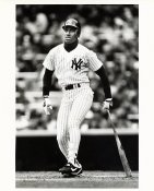 Roberto Kelly Wire Photo 8x10 Yankees