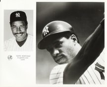 Dave Winfield Team Issue Photo 8x10 Yankees